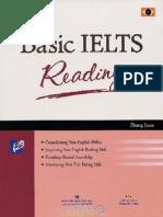 IELTS Reading Basic Students