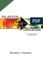 Plato._ Plato._ Vlastos, Gregory-Plato's Universe-Parmenides Publishing (2005)