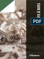 détail technique des vis à bois du marché