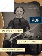 Nicoletta Leonardi Photography and Other Media in the Nineteenth Century