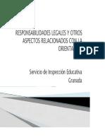 Responsabilidad Legal Orientación Inspección 2-6-2017