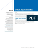 Preeclampsia Prediccion Dr Carlos Alejandro Gonzales Medina SPOG