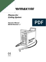 Hypertherm 1100 Manual