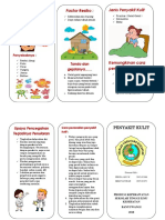 Leaflet Penyakit Kulit