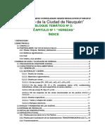 Reglamento de Veredas en Neuquén