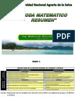 Foda Matematico Resumen