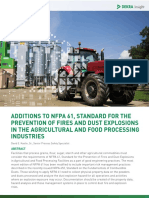 Fa Additions to NFPA 61