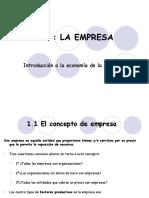 3 Tema La Empresa