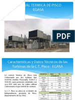 Central Termica de Pisco