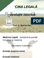 1.Istoricul medicinei legale.ppt