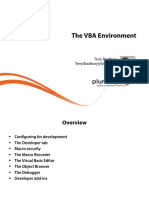 2 Vba Fundamentals m2 Environ Slides