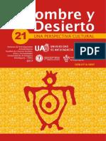 Rivera Francisco 2017 Propósitos industrializadores e impactos socioculturales en la Region de Antofagasta Revista Hombre y Desierto N° 21
