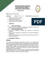 267918365 Preparacion de Disoluciones Acuosas Informe 7 Quimica