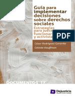 Guia Para Implementar Decisiones Sobre Derechos Sociales