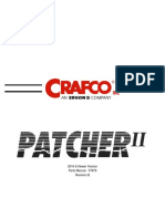 PATCHER II CRAFCO