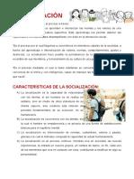 SOCIALIZACION REVISTA