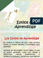 ESTILOS APRENDIZAJE (1)