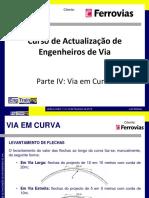 Modulo IV via Em Curva