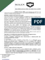 Demanda Monitoria Visa Pipetech