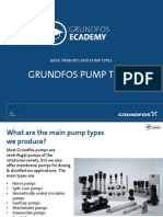 Grunfos pumps