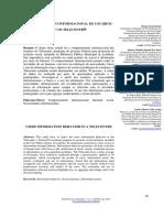 COMPORTAMENTO INFORMACIONAL DE USUÁRIOS DE UM TELECENTRO