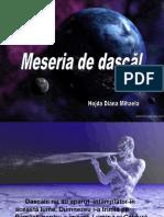 Meseria De dascal