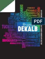 Welcome to DeKalb