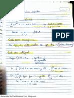 Resumos para P1 de Cálculo4
