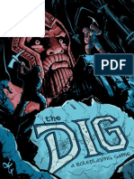 The Dig - A Roleplaying Game