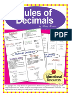 rulesofdecimalslessonfreebiewithguidednotes