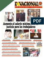 Unidad Nacional 31 de Diciembre de 2018 b