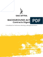 background actors - sag-aftra
