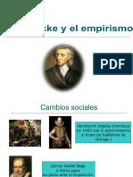 Locke y El Empirismo