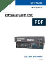 DTP CrossPoint 84 IPCP