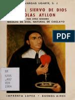 Vargas Ugarte Nicolas Ayllon