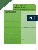 Poligonacion,Orientacion y Medicion de Distancias y Angulos