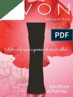 Folheto Avon Cosméticos - 03/2019