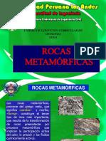 Geologia  Clase Vii  Rocas Metamorficas