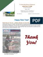 January 2019 Volunteer Flyer