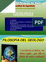 Geologia  Clase II  La Tierra