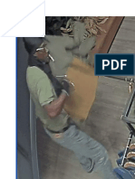 L.L. Bean Burglary Suspect #1