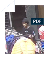 L.L. Bean Burglary Suspect #2