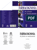Farmacognosia Da Planta Ao Medicamento