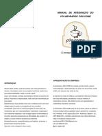 Cópia de Manual de Integração Do Colaborador 2017 MODELO