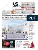 Mijas Semanal nº821 Del 4 al 10 de enero de 2019