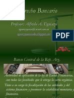 Derecho Bancario Argentina. El Banco de La Nación Argentina 2018