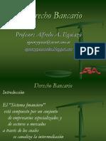 Clase de derecho Bancario Argentino