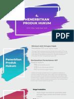 Fraud Yang Mungkin Terjadi Penerbitan Produk Hukum KPP