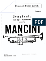 Mancini Trompete 2