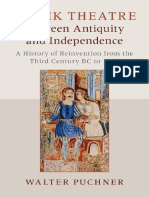 Greek Theatre between Antiquity and Independence A History of Reinvention from the Third Century BC to 1830.pdf